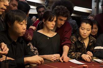 Cinéma : Joueurs, de Marie Monge - Avec Tahar Rahim, Stacy Martin - Par Didier Flori