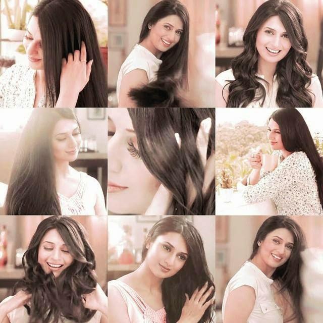 Ishita Bhalla Hair style