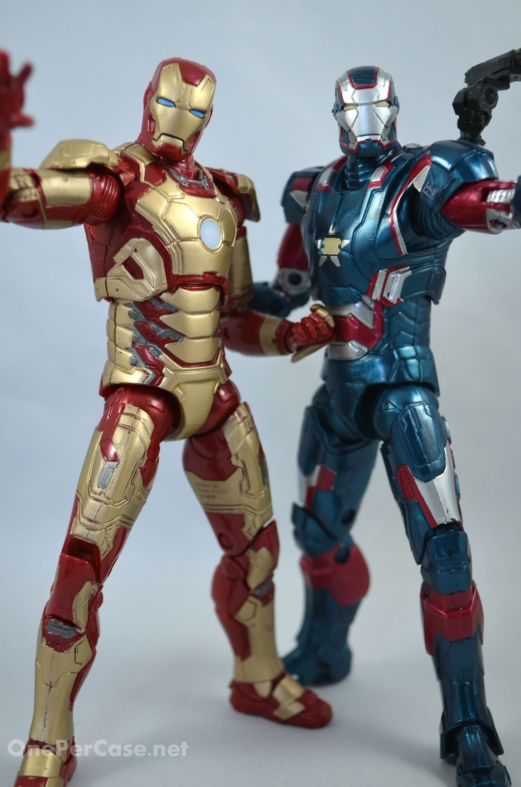 One Per Case: Marvel Legends Iron Man 3 - Mark 42