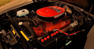 1970 Dodge Charger RT Six Pack Magnum Engine
