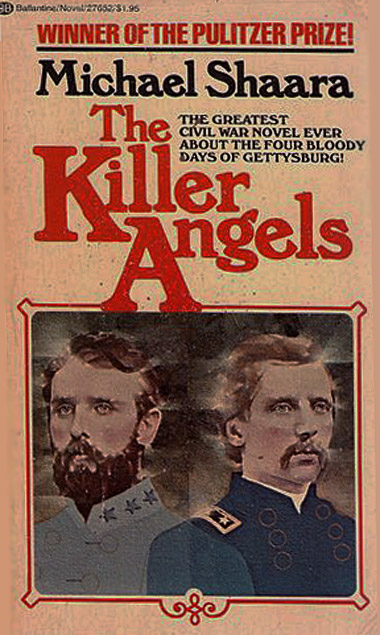 the battle of gettysburg in michael shaaras the killer angels The orca angels by michael shaara isbn 0-345-34810-9 1974 michael shaaras the killer angels depicts in great contingent the events that occurred at and preceded the civil war battle of gettysburg.