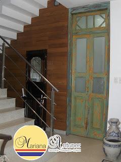 porta de demolição