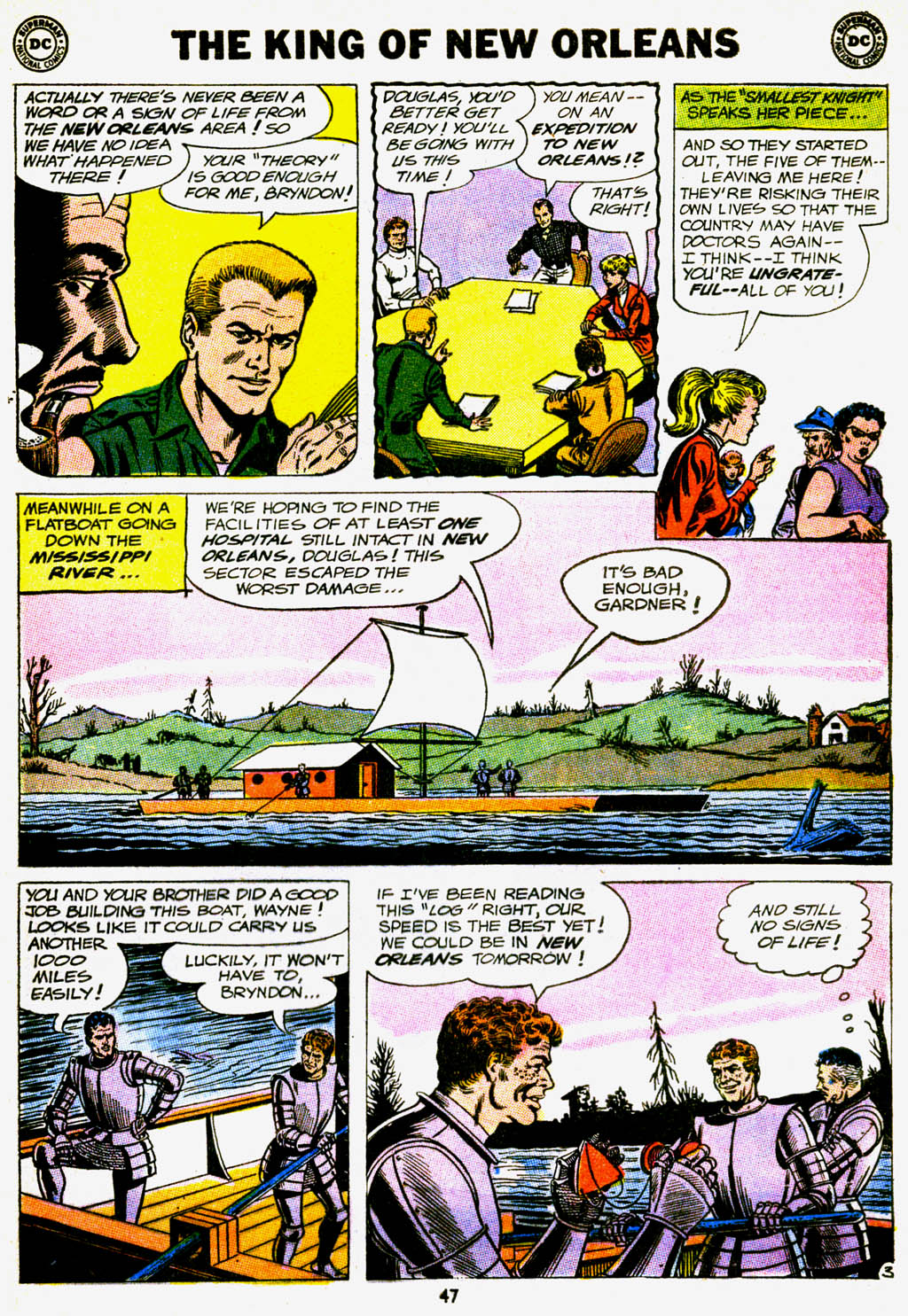 Strange Adventures (1950) issue 227 - Page 48