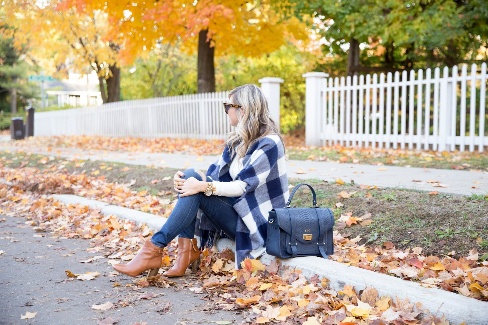 Perfect Fall Day ~ Suburban Faux-Pas
