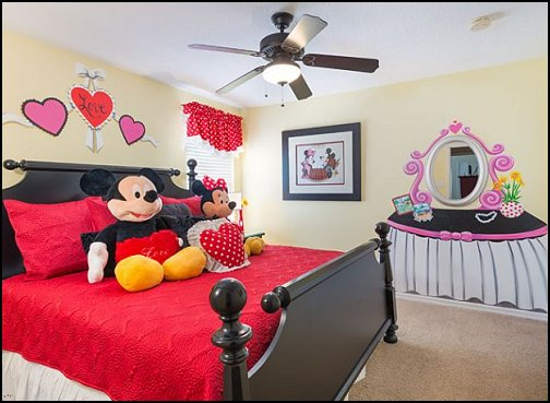 Minnie mouse bedroom slippers