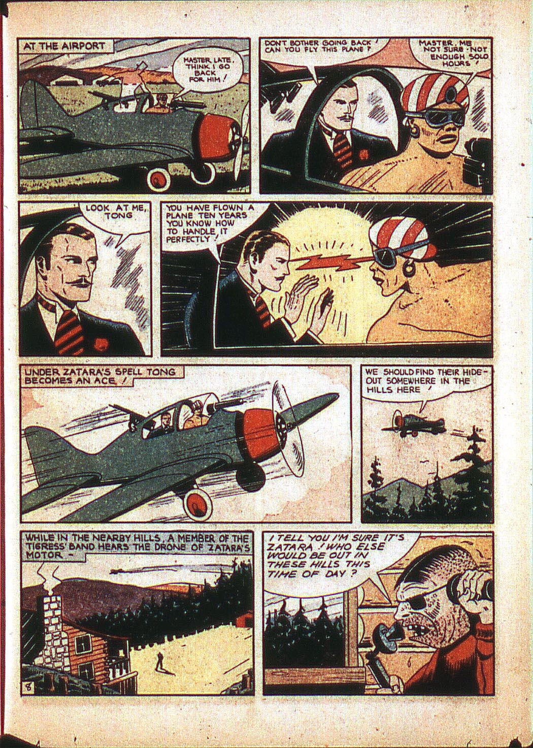 Read online Action Comics (1938) comic -  Issue #3 - 61