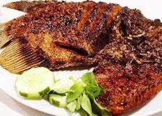 Resep praktis (mudah) ikan nila bakar madu spesial (istimewa) yang enak, sedap, gurih, nikmat dan lezat