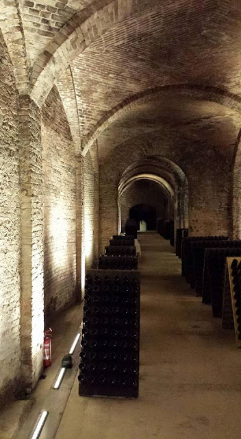cantine sotterranee Canelli