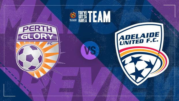 Kết quả hình ảnh cho Adelaide Utd vs Perth Glory