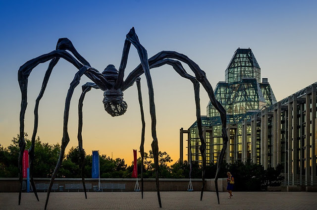 Galeria Nacional de Arte do Canadá em Ottawa