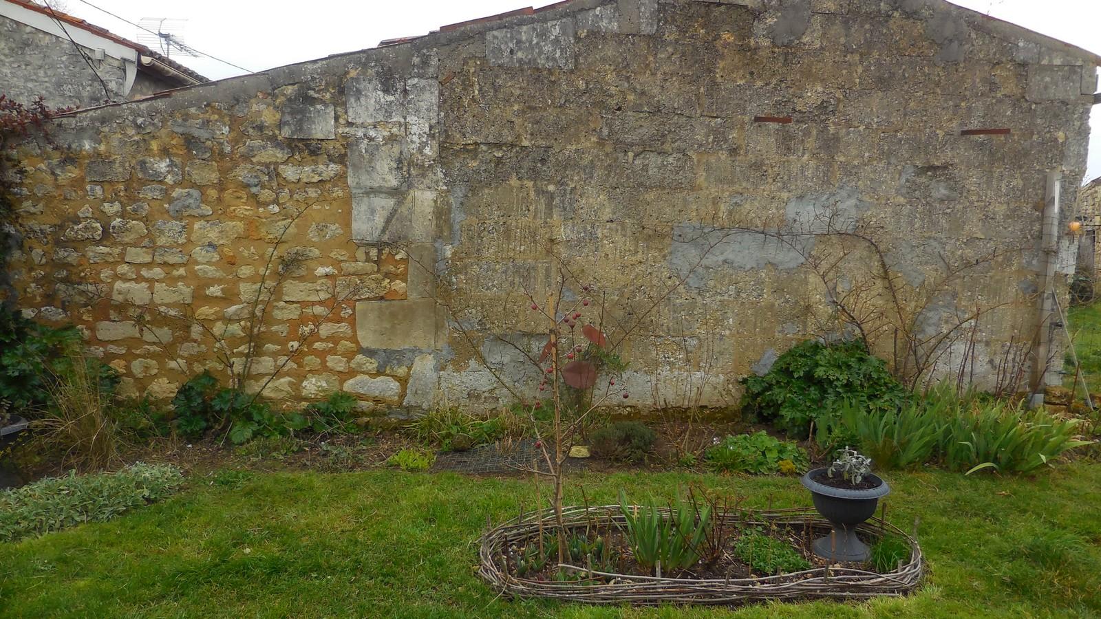 Cagouille 39 s garden taille des rosiers grimpants finie - Taille des rosiers grimpants ...