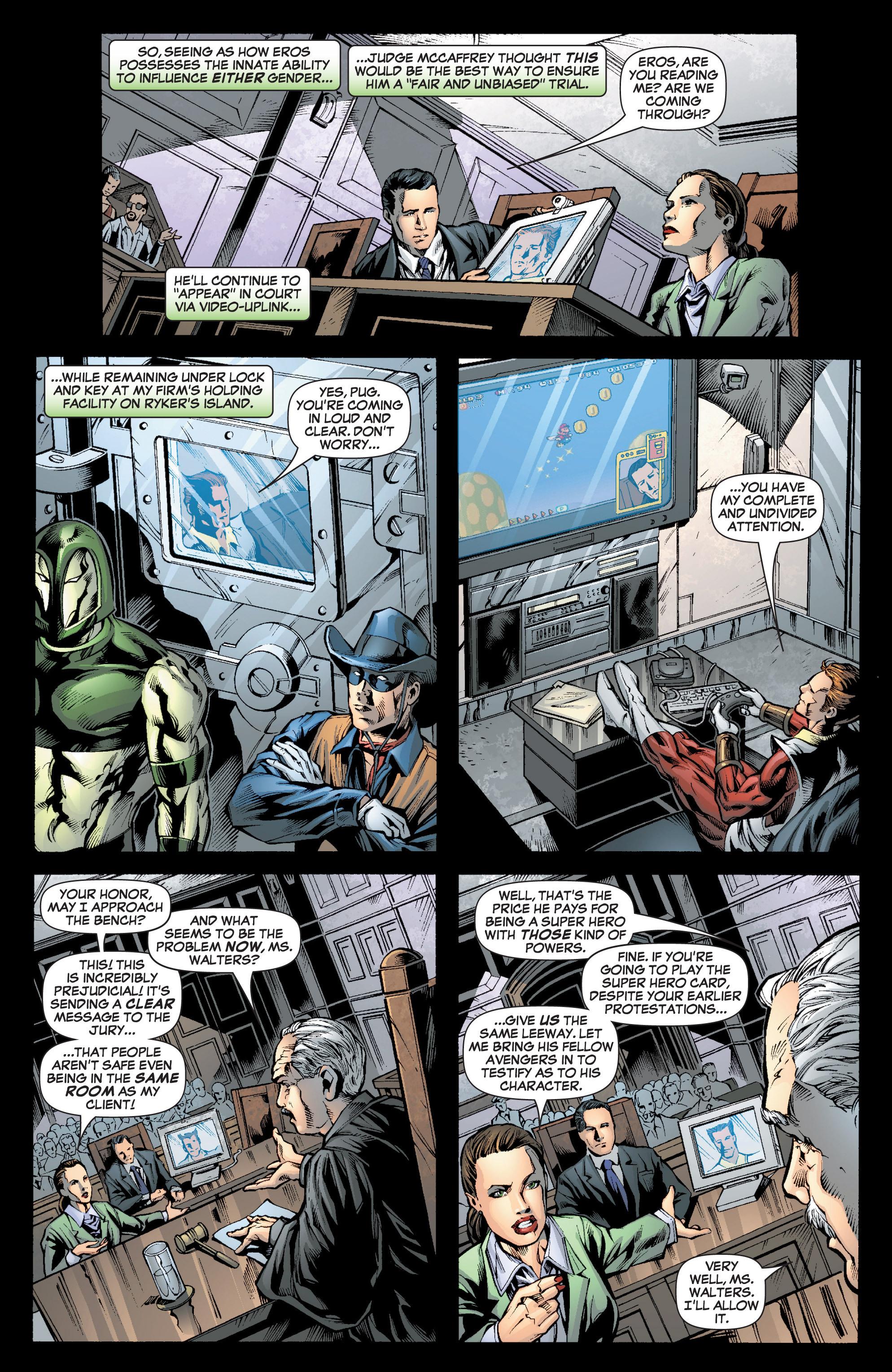 Read online She-Hulk (2005) comic -  Issue #7 - 11