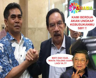 SBY Terancam !!!! Antasari Bersama Adik Kandung Nasruddin Angkat Bicara Siapa Dalang Terkait Kasus yang Mengkambing-hitamkan Dirinya