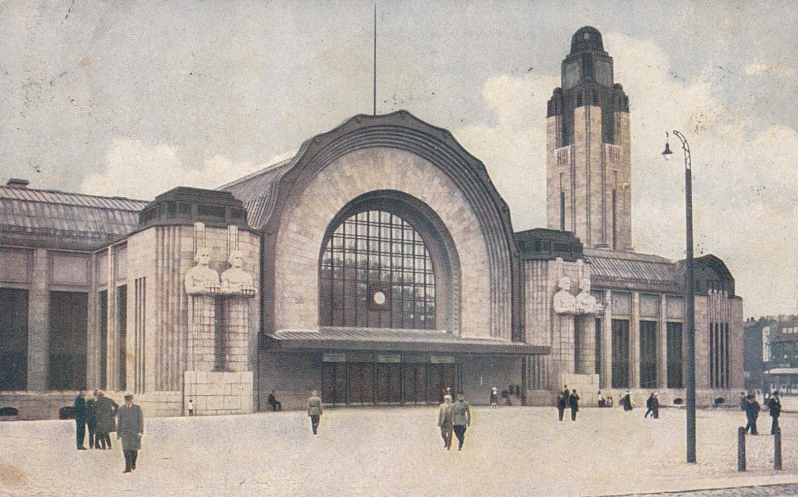 Rautatieasema Helsinki