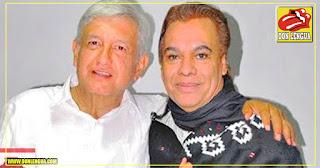 Lopez Obrador sabe que Juan Gabriel está vivo y aparecerá muy pronto