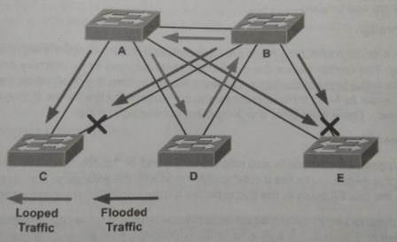 Loop avvoidance in switch, what is network switch, what is switch