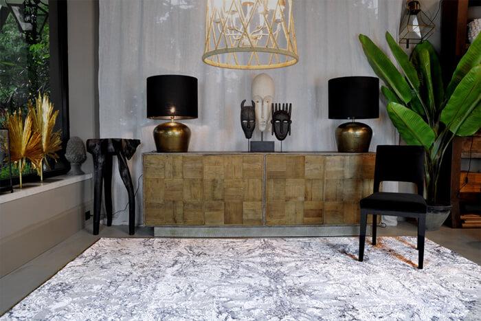 tappeti in stile classico e moderno annodati a mano