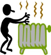 Zuinigaan voor het eerst de verwarming aan - Zits verwarming ...