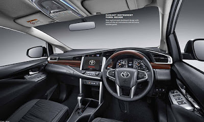 new toyota innova interior