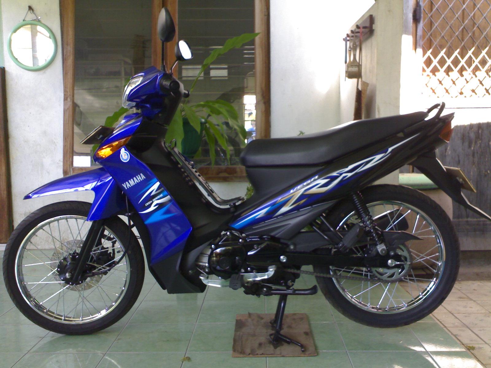 Monster Air: Kelemahan Yamaha VEGA ZR