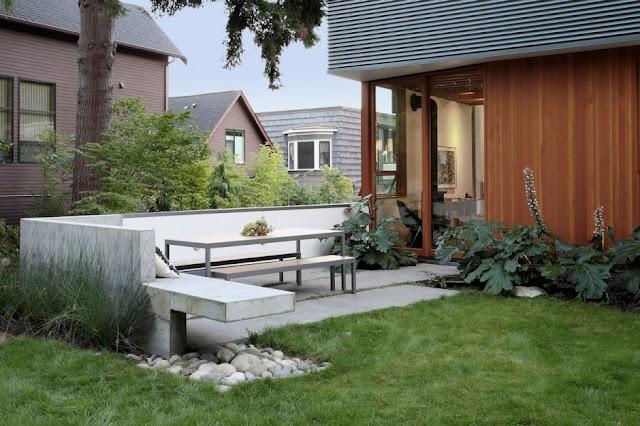 สวนหน้าบ้านขนาดเล็ก