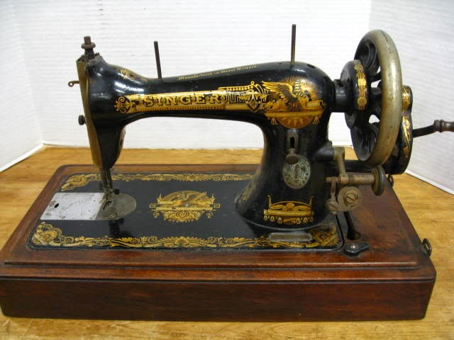 fashioned sewing machine for sale