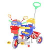 Sepeda Roda Tiga FAMILY F7933 POLICE