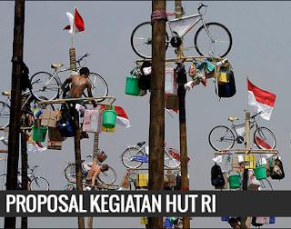 Contoh Proposal Kegiatan Peringatan Hut Republik Indonesia