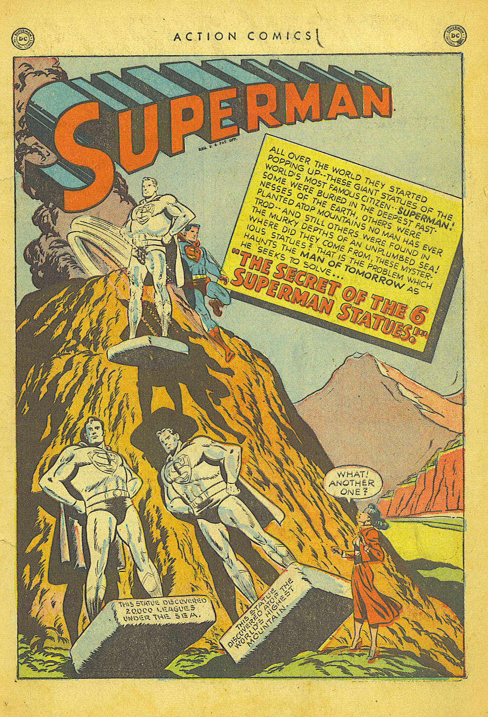 Read online Action Comics (1938) comic -  Issue #150 - 2