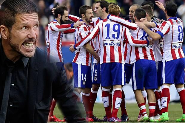 Kalah dari Levante, Atletico Fokus ke Liga Champion?
