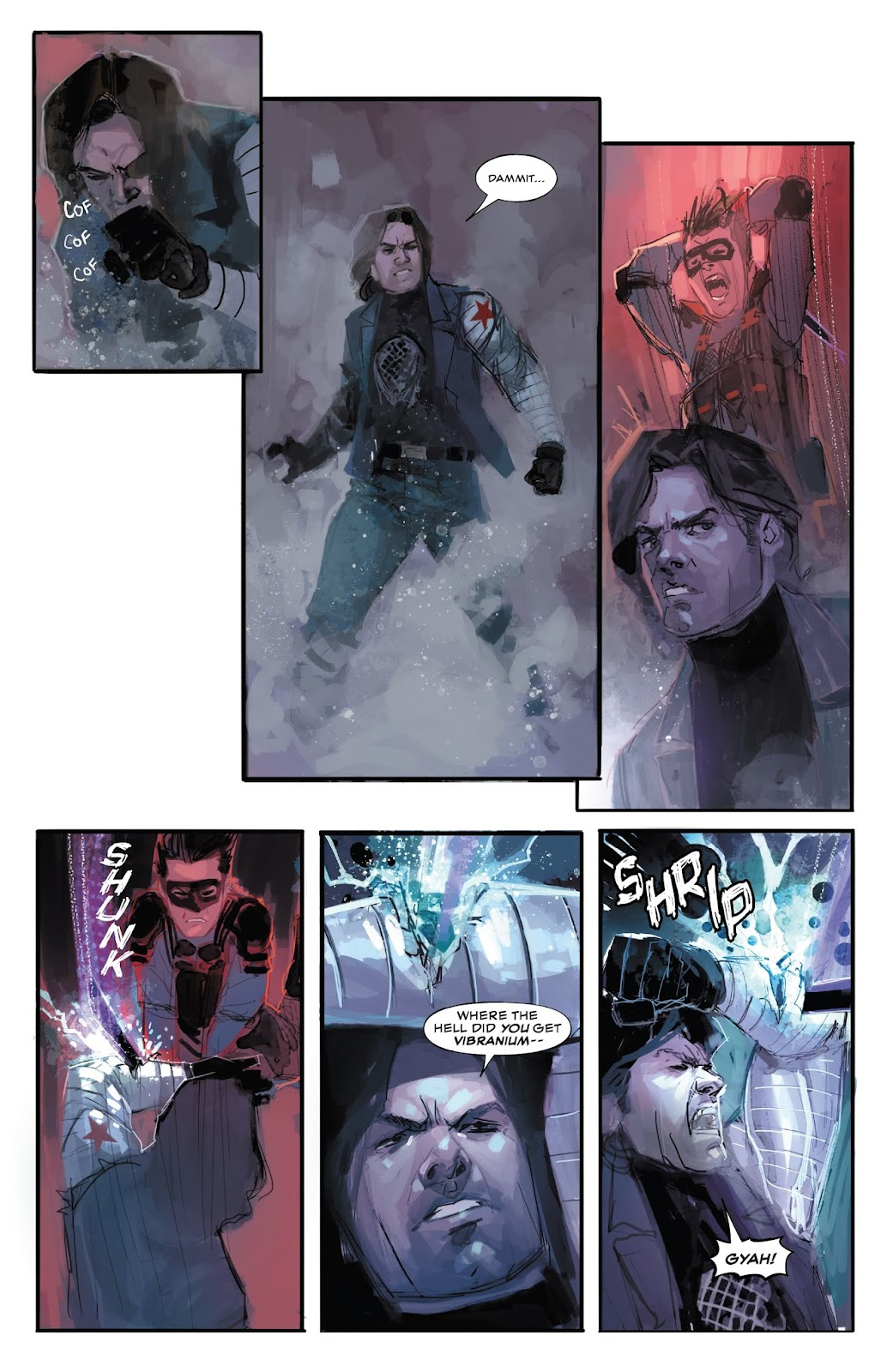 Read online Winter Soldier (2018) comic -  Issue #2 - 12