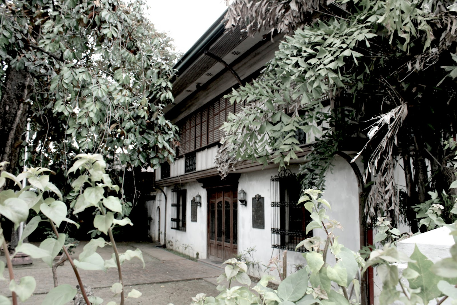 Historical landmarks in paco manila philippines for The laurel house