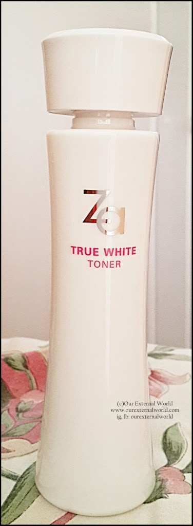 Za True White Toner Review