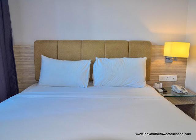 room in NU Hotel KL Sentral
