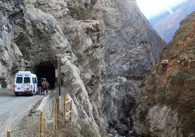 Canyon del Pato - Peru