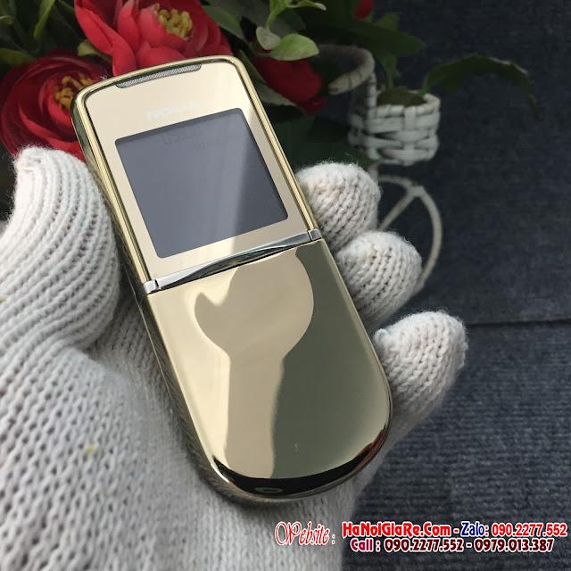 www.123nhanh.com: Trùm điện thoại cổ nokia 8800 siroco gold đẹp long %%%%
