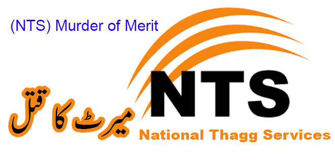 NTS (National Testing Services) Murder of Merit