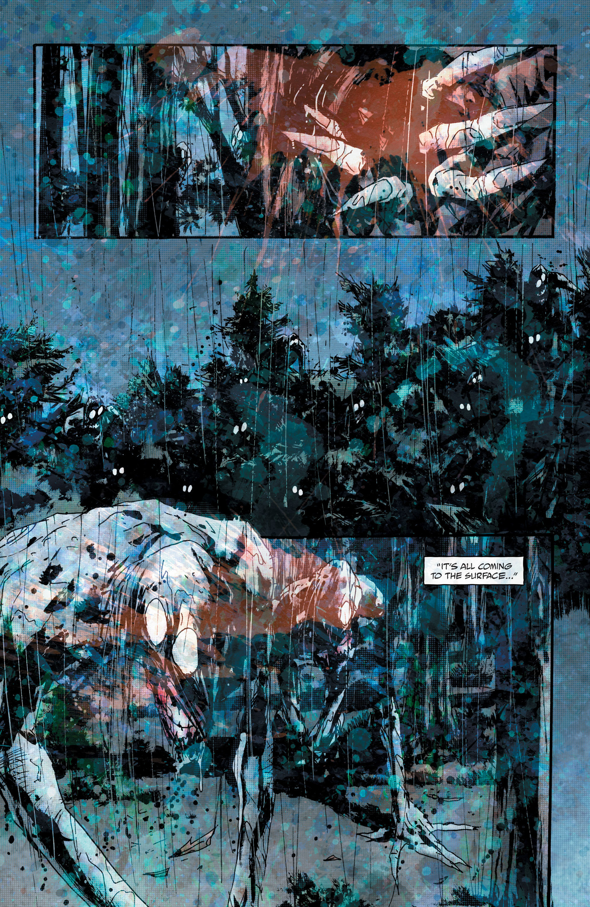 Read online Wytches comic -  Issue #6 - 11