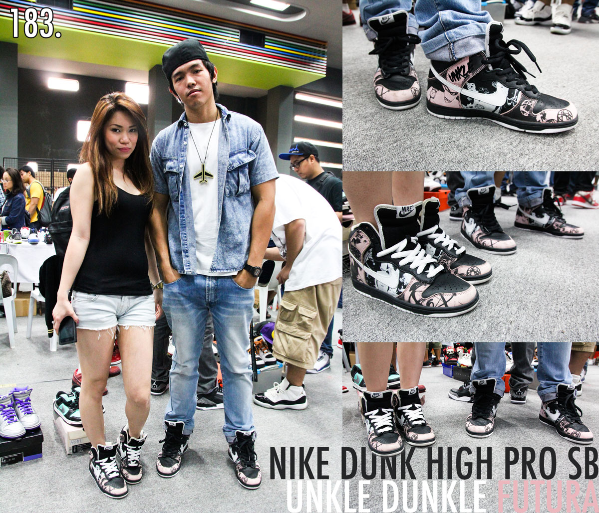 huge selection of ee9b4 5c939 Astron Sneaker Hunts: 183. Nike Dunk High Pro SB - Unkle ...