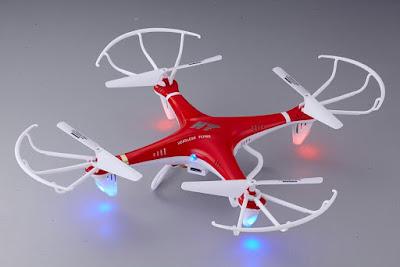 Spesifikasi Drone HT F801C - OmahDrones