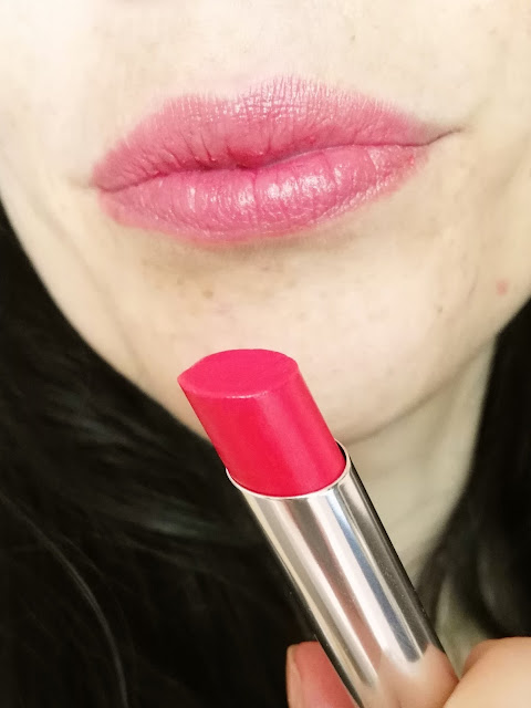 labial true color coral vibrante avon