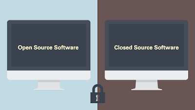 Pengertian, Kelebihan dan Kekurangan Open Source dan Close Source