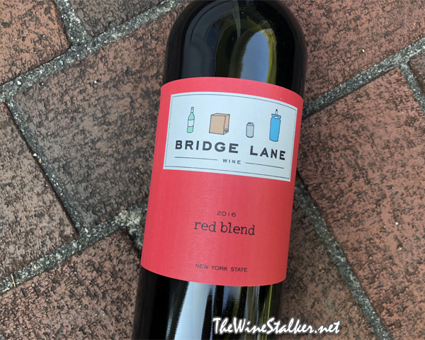 Bridge Lane Red Blend 2016