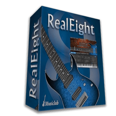 MusicLab RealEight 4 Full version