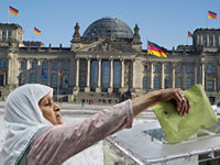 Germany to be conquered by Islam