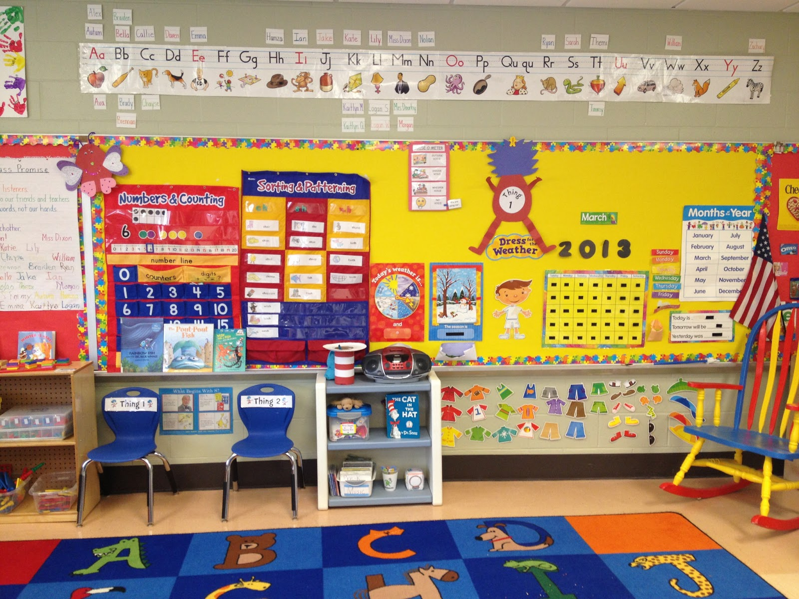 Create Learn And Play At Miss Dixon S Pre K Dr Seuss Is