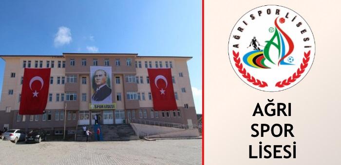 AĞRI SPOR LİSESİ