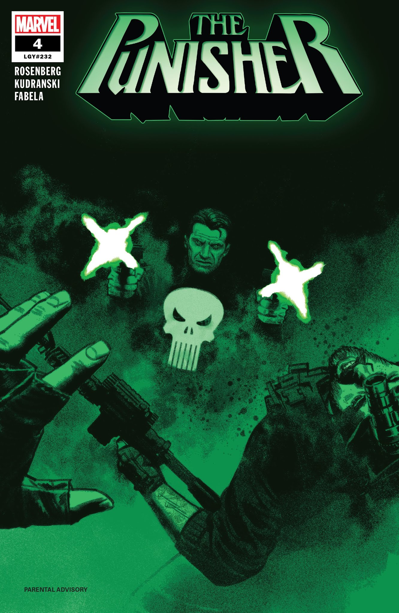 The Punisher (2018) 4 Page 1