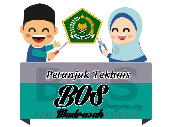 Juknis BOS Madrasah 2019