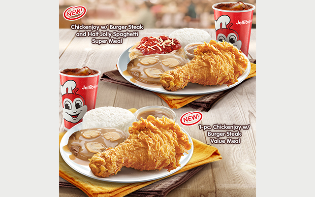 Super SULIT and SARAP with new Jollibee Value Meal of Chicken Joy and all the works!